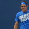 Roger Federer Stared at Me…