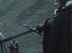 Sean Bean Eddard Stark sword images Game of Thrones