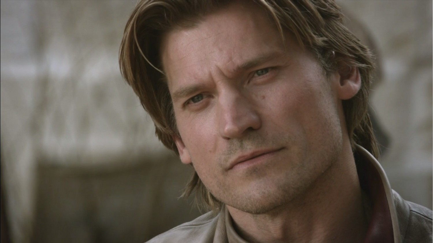 Nikolaj Coster-Waldau screencaps close-up Jaime Lannister Game of Thrones