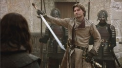 Nikolaj Coster-Waldau sword images Jaime Lannister Game of Thrones