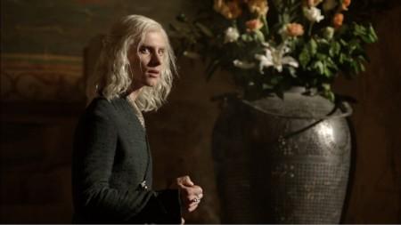 Viserys Targaryen Harry Lloyd Game of Thrones pictures photos screencaps white blond