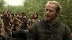 Ser Jorah Mormont Iain Glen Game of Thrones screencaps