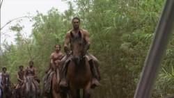 Khal Drogo Jason Momoa Game of Thrones horses screencaps images