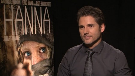 Eric Bana Hanna Interview images