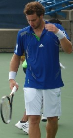 Western & Southern Open Ernests Gulbis Qualifier photos pictures images