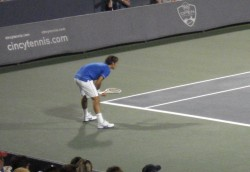 Federer Western and Southern Open pictures