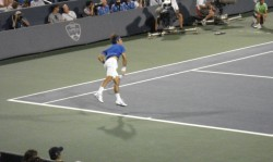 Federer underrated ass flying serve Western and Southern Cincinnati Open