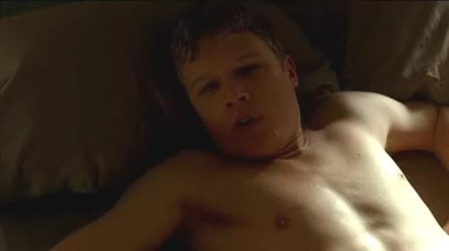 Kings David Shepherd Christopher Egan shirtless naked bed screencaps 205