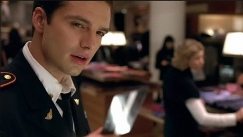 Kings Prince Jack Sebastian Stan credit card shopping treasury screencaps 228